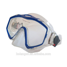 swim goggles with nose cover swim set adult scuba diving mask swim googles with tempered glasses