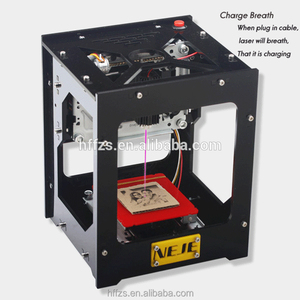 EM-21 Bitmap Carving Storm 600 Laser Cutting Glass Engraving Machine