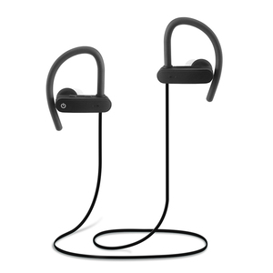 Hot selling V4.1 CSR chipset IPX7 waterproof sport stereo bluetooth headset models new designed with voice prompt RU10