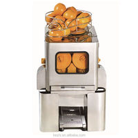 Automatic Industrial Orange Juice Extractor / Orange Juicer Making Machine for Sale