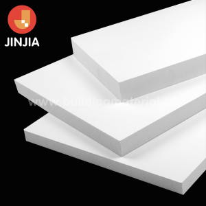 hard plastic sheets 4x8 pvc board foam