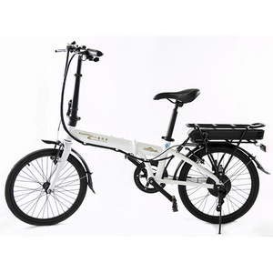 350W City E Bicycle New Fashion Foldable Electric Bike with Lithium Battery