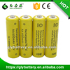 customized size AA 700mah rechargeable nicd battery 6 volt