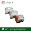 Whoelsale biodegradable take away food paper box