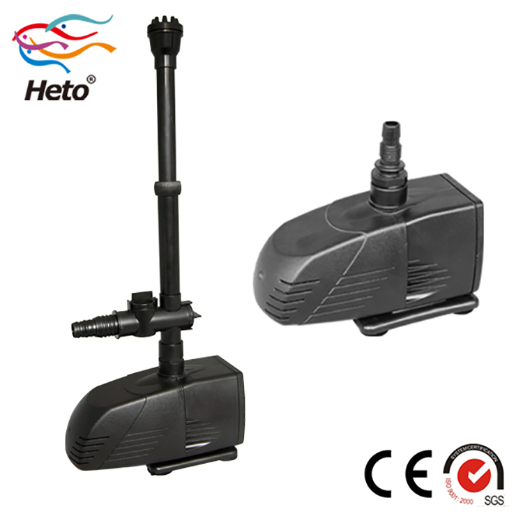 HETO Low Power Table Top Water Fountain Pump