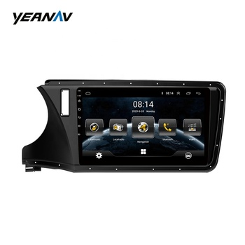 Automotive GPS big screen 10 inch 1+32G support sync address book