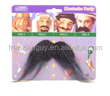 Arabian fake moustache FGM-0353
