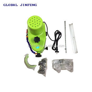 JF-01 Small Portable Glass beveling and round and flat edge polishing machine 220V