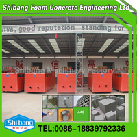 professional design widely used Light-weight wall panel cutting machine