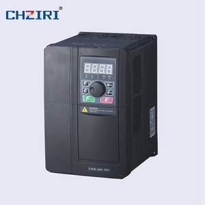 CHZIRI solar inverters 380V CHZIRI controller for solar pump 3.7KW solar pump inverter three phase solar water heater controller