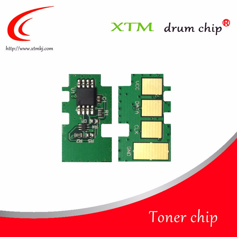 2 Black Toner Chip For Samsung CLP-680 CLX-6260FR 6260FD 6260FW 6260ND CLT-K506L