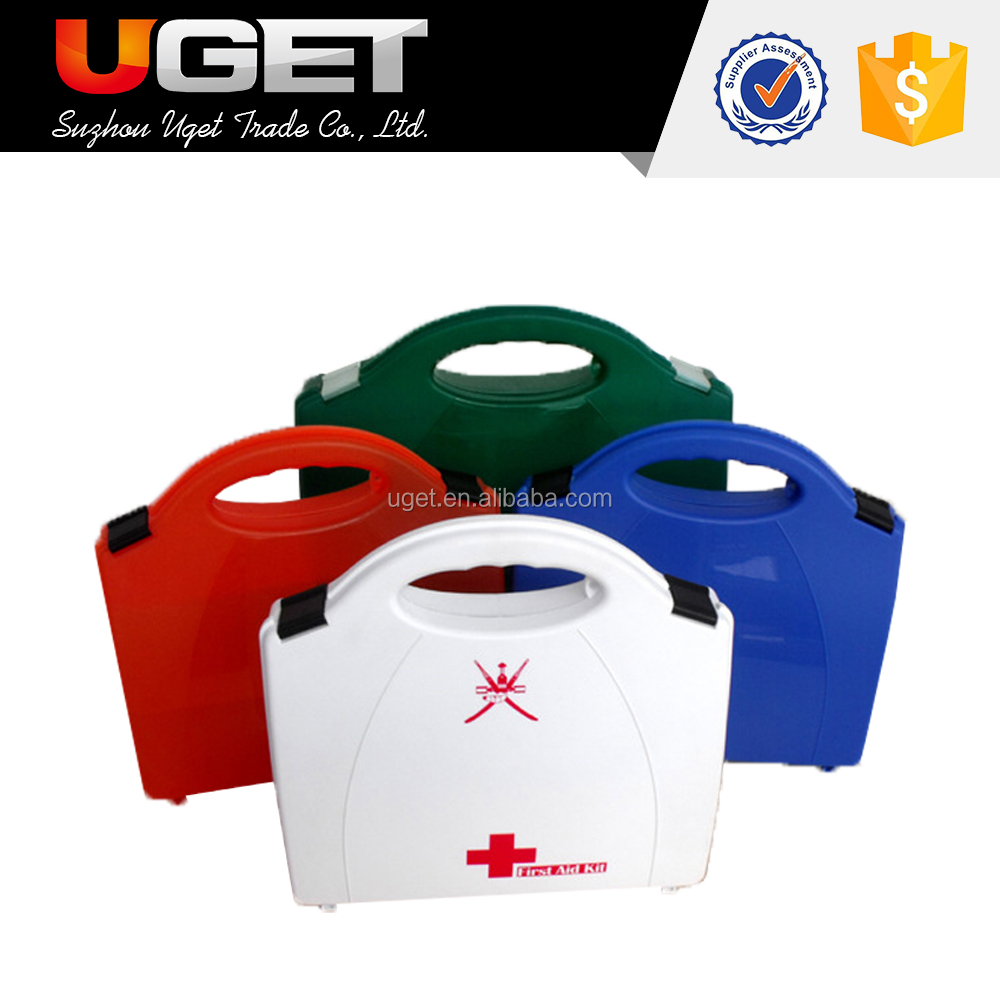 OEM Factory Customized Emergency Plastic Travel First Aid Kit