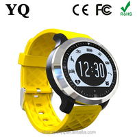Sport Waterproof Smart Watch With Heart Rate Monitor Supporting Swimming Pedometer Running Fitness Smart Watch F69