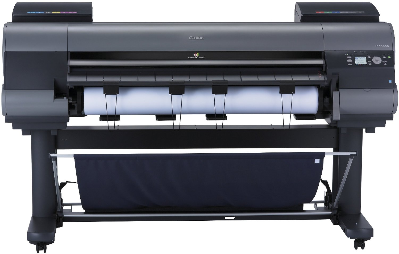 Canon imagePROGRAF iPF8400 Inkjet 44-Inch Large Format Printer (6565B002)