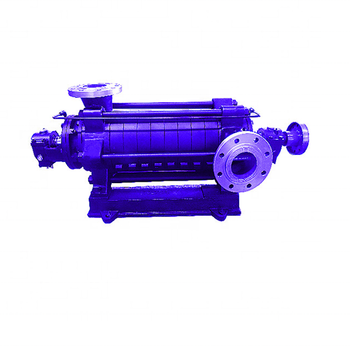 Flow 280m3/h  Head301m Centrifugal pump Horizontal multistage pump Multistage centrifugal pump High head High pressure