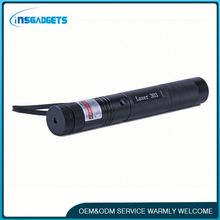 Usb rechargeable laser pointer ,h0tRj led flashlight with laser pointer for sale