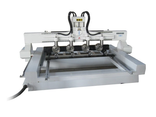All In One Woodworking Machine Wood Carving Machine 4axis