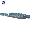 High Frequency 200kw Automatic Stainless Steel Tube Square Making Welding Machine Line Whole Production Line