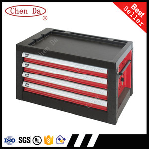 portable chest toolbox us general tool box red with 220pcs hand tool set