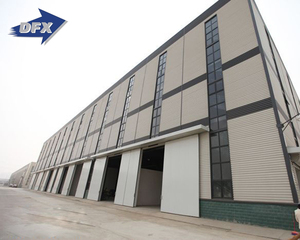 China Materials Construction Steel Building Prefabricated Hotel