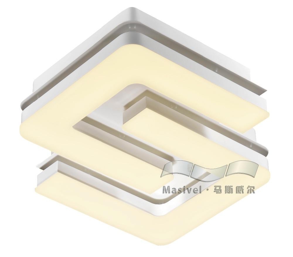 Modern Kitchen Designs Led Emergency Lamp Led Ceiling Light Iron ...