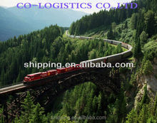 railway shipping for 62seats Passenger Train for tourists transportation ---Apple