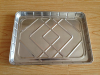 101596 Disposable Aluminum Foil Trays In Full Size