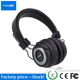 Foldable flight earphone fast shipping fashionable colorful cute famous brand headset with mic