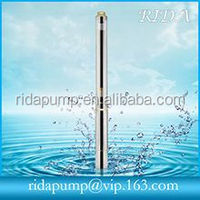 4000L solar water pump, submersible deep well water pumps