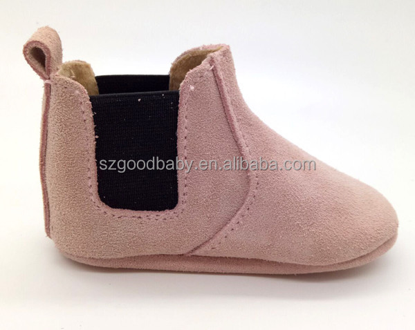 pink girl toddler kids moccasins boots italian leather baby shoes in bulk