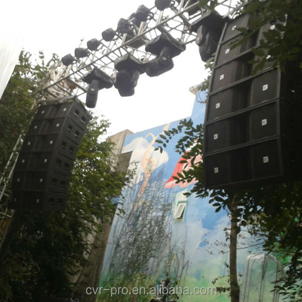 Concert Speakers Stage Audio Line Array Speaker Box