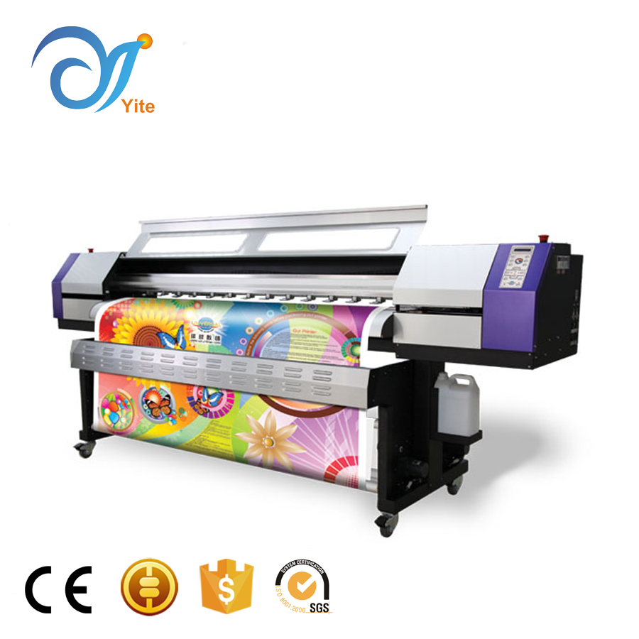 Meilleur Prix Jet D'encre Sublimation Machine D'impression Grand Format Traceur Imprimante à Sublimation Pour Vente