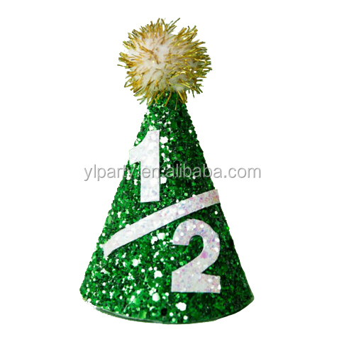 Handmade Craft From Waste Material For St Patricks Day 1 2 Birthday Hat