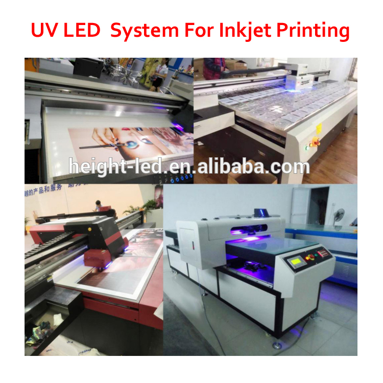 280nm 350nm 308nm Deep 185nm 365nm 310nm 253.7nm 275nm Apex Printer Price High Power 265nm Uv Led