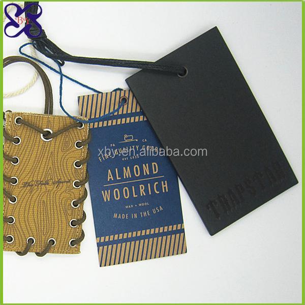 Jeans Paper Hang Tag Design - Buy Hang Tag Design,Jeans Paper Hang ...