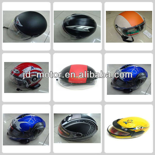 varies models helmet for motorcycle