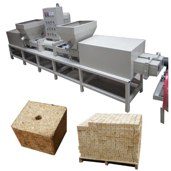 Solon Alibaba Compressed Wood Pallet Block Machine/wood Sawdust Block  Making Machine Used For Wood Pallet Plant - Buy Compressed Wood Pallet  Block
