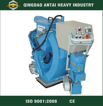 Industrial street cleaning equipment concrete road for Industrial concrete floor cleaning machines