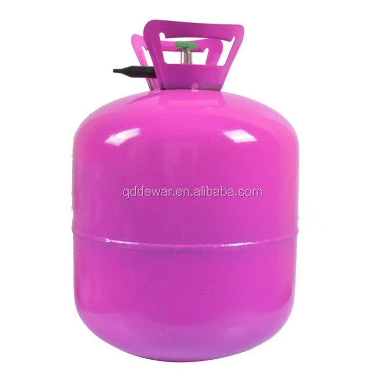 0.42 cubic meters disposable helium gas tank cylinder balloons