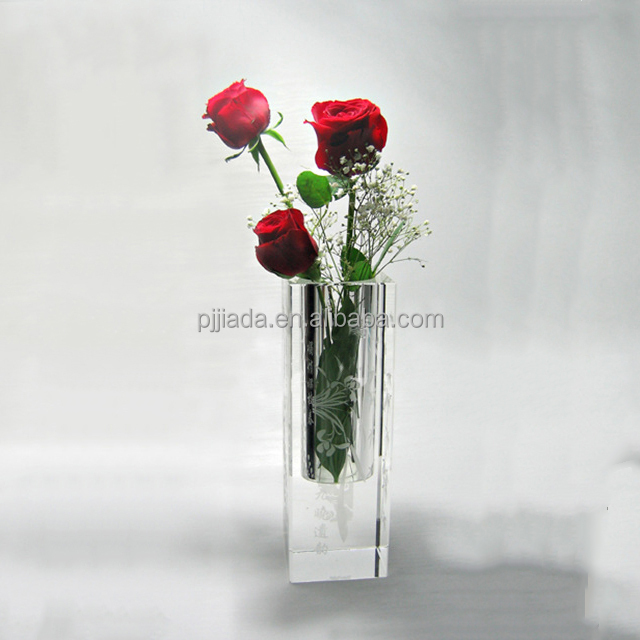 Buy Cheap China Square Crystal Vase Manufacturers Products Find