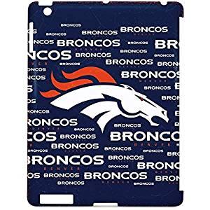 NFL Denver Broncos iPad 2&3 Lite Case - Denver Broncos Blue Blast Lite Case For Your iPad 2&3