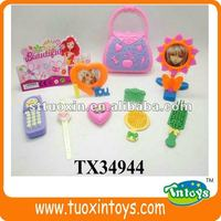beauty set doll accessories