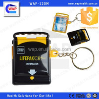 WAP-health 120M NEW invention mini disposable cpr face shields for training use