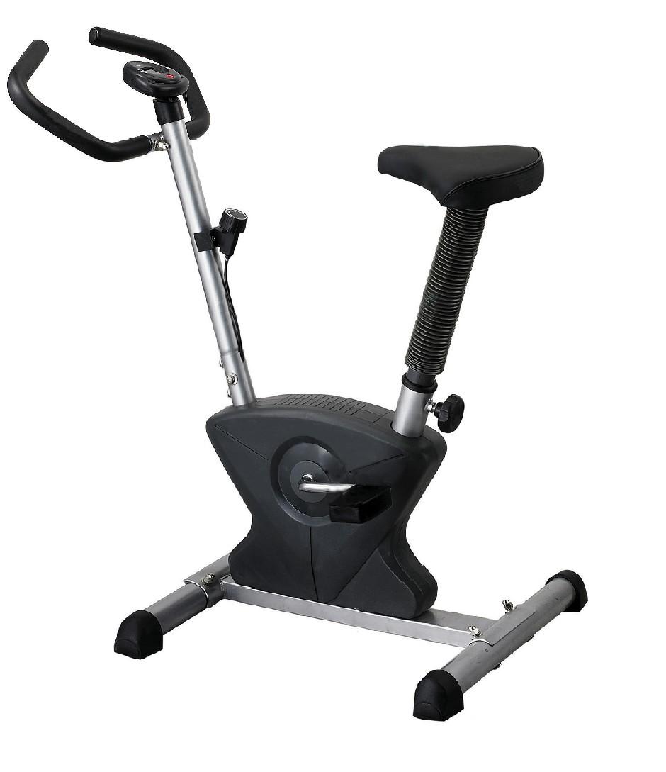 Indoor Belt Drive Exercise Bike Home Fitness Equipment