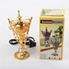 China Manufacturer Electric Incense Burner, Arabic Metal Incense Burner, Cheap Custom Censer and Thurible