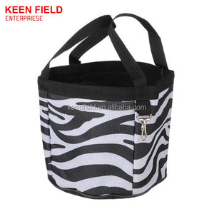 600D Polyester Grooming Tote Bag