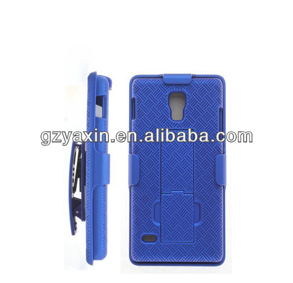 For lg optimus l9 p769 case,Fashion Hybird Rubber Stand Case For Lg Optimus L9 p769 With Many Colors