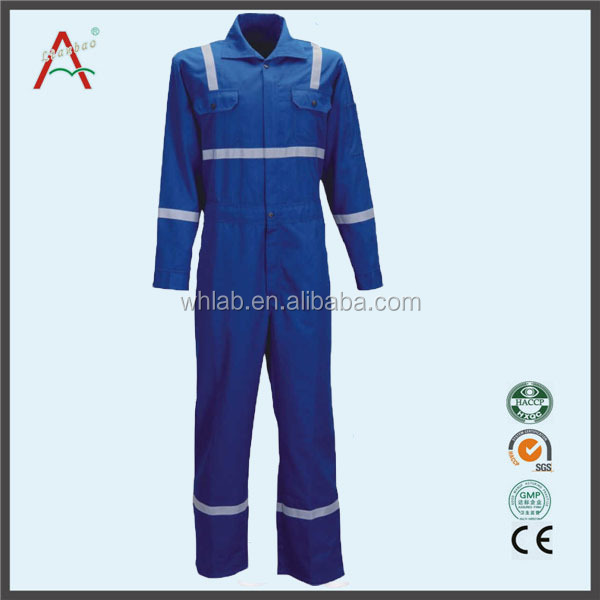 Men High Quality Worker Reflective Safety Coveralls