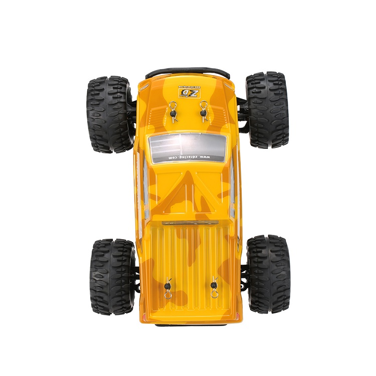 rc monster truck toy 1/16 Brushed RTR RC car Electric 4WD Off-road Buggy remote control