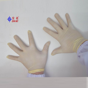 High Quality Factory Wholesale Medical Disposable Latex Gloves /Household Latex Gloves/ Industrial Latex Gloves